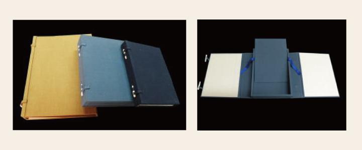 布製のケース